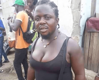, Is he a Man or she a Woman (Photo), Effiezy - Top Nigerian News & Entertainment Website