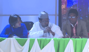 AY Live – Election Results (Jega's Election Result Drama -Very Funny Video)