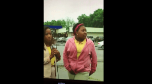 Poor Girl Pees on herself during Live Interview (Watch Video)