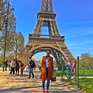 Huddah Monroe shows off her Swagger in Paris (Photos)