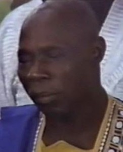 , Photo of Obasanjo at a Church Thanksgiving after he left prison in 1998, Effiezy - Top Nigerian News & Entertainment Website