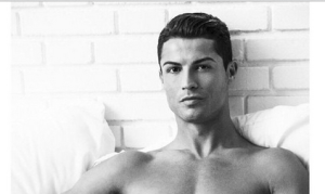 Ronaldo Gets The Ladies Excited With New Photo