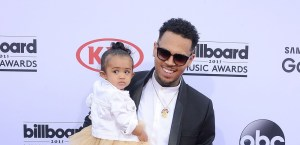Chris Brown's Cute Date to the Billboard 2015 Music Awards (Photos)