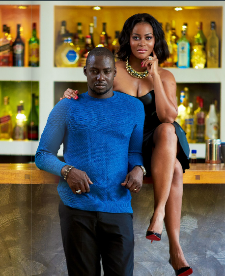 chris attoh and dami 1