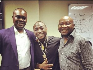 Davido Renews Multi Million Contract With MTN (Photos)