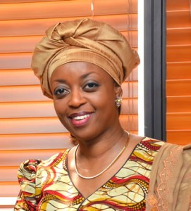Rumour has it that Former Minister of Petroleum, ALISON MADUEKE, underwent surgery for Breast Cancer