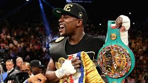 Floyd Mayweather tops Forbes Sports Rich List