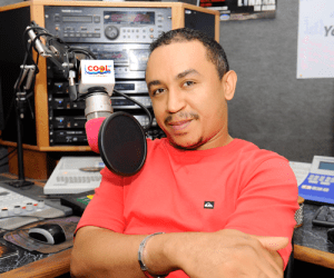 Daddy Freeze reacts to photos of Bishop Oyedepo's $40m private jet