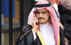 Saudi Prince Alwaleed pledges to give away his $32 billion fortune to Charity