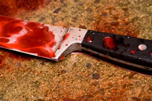 bloody-knife
