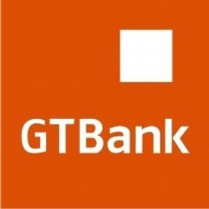 Man Strips in GTB bank to protest money stolen from he's Account