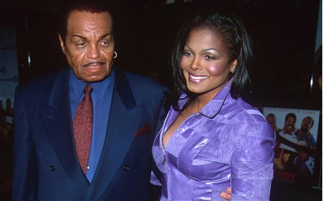 janet jackson and joe jackson