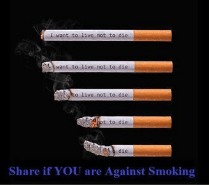 Tobacco Free Campaign: FG launches 2 Ads targeting smokers, cancer awareness (Video)