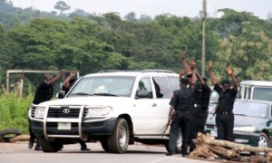 Nigerian Police resume Stop and Search