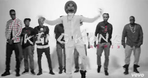 Vector ft.  Phyno, Reminisce, Classiq & Uzikwendu – King Kong Remix (Official Music Video)