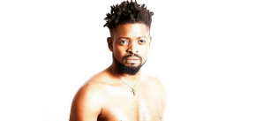 Basketmouth finally shows off his 2 Packs Chest (Photo)