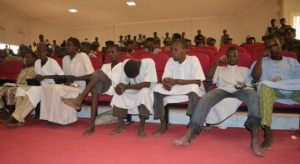 Chad executes 10 Boko Haram suspects by firing squad today