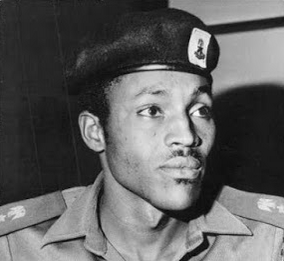 President Buhari looking young and cute in 1975 (Photo)