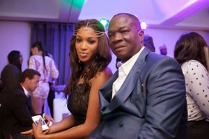 I thank God I found her – Dabota Lawson's Billionaire Husband praises her