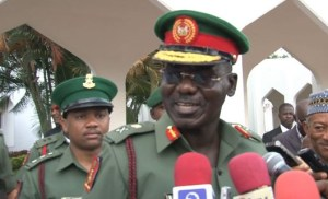 Declare your assets – Army Chief, Buratai orders officers