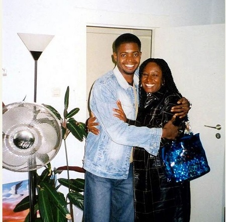 , Basketmouth First Trip Out Of Nigeria With Patience Ozokwor (Photo), Effiezy - Top Nigerian News & Entertainment Website