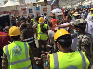 Death Toll from Mecca Hajj Stampede is now 453 People