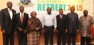 ambode at the lagos leadership retreat 2015