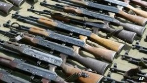 60 per cent of illegal guns in Igboland produced locally