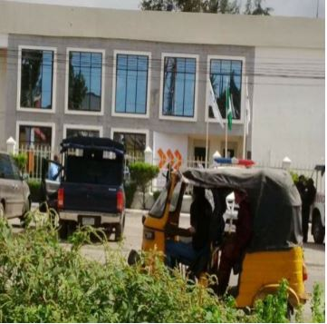 festac robbery access bank