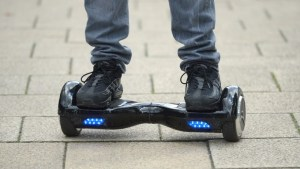 Riding A Segway In Public Is Now Illegal In UK