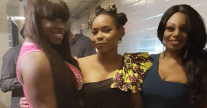 Look at the Photo Causing Trouble on Yemi Alade's Instagram Page