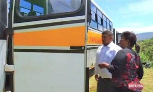 South African student steals bus to get to final year exam