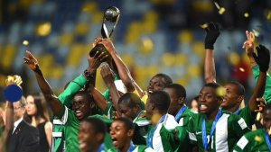 , Golden Eaglets rewarded with only N20,000 for winning U/17 World Cup, Effiezy - Top Nigerian News & Entertainment Website