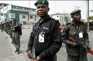 Lagos Police kill five armed robbers, arrest one in fierce gun battle in Lagos (Graphic Photo)