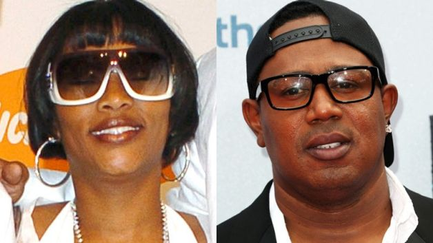 Master-P and Wife