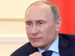 Putin vows to hunt down terrorists, who blew up Russian jet