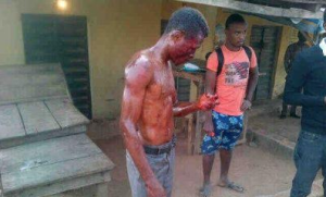 Police arrest 400 Level student for rape and robbery (Photo)