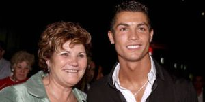 Cristiano Ronaldo's mother admits she considered having him aborted during pregnancy
