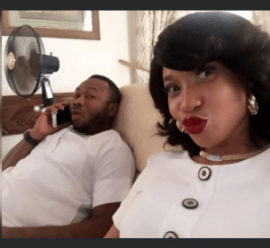Tonto Dikeh prays for her husband and marriage (Photo)