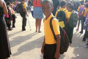 9-year-old boy lured into alley and executed, because of father's gang ties (Photo)