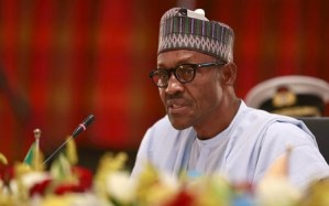 Buhari angry with CBN for devauling the Naira