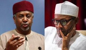 Buhari behind my continued detention, Dasuki tells court