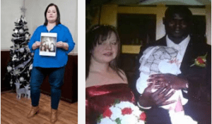 UK woman tells how husband went to Nigeria last Christmas to wed a secret wife after 10 years together (Photos)