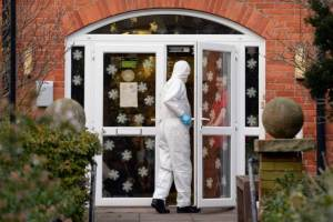 Man 86, suspected of shooting dead his 81-year-old wife at a private care home in UK