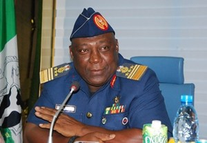 EFCC detains former Air Chief, Amosu over arms fund probe