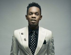 Patoranking shows off New Ferrari