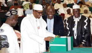 7 reasons why 2016 Nigerian budget shouldn't be passed