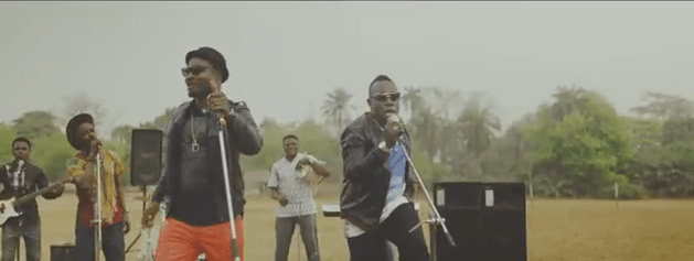 Harrysong and Duncan Mighty