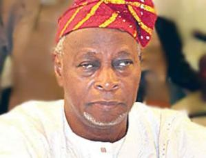 , APC will soon crumble – Falae, Effiezy - Top Nigerian News & Entertainment Website