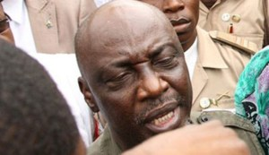Inmates surprised to see ex-minister, Abba Moro in prison